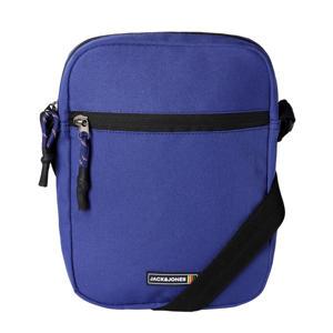 crossbody tas blauw