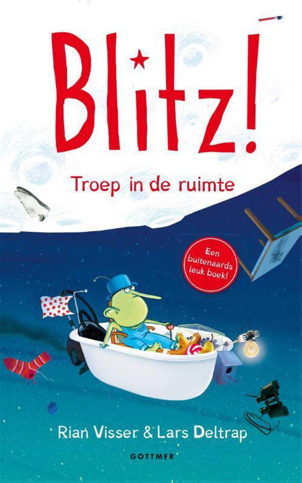 Blitz!: Troep in de ruimte - Rian Visser