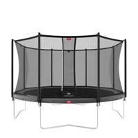BERG Favorit trampoline Ø430 cm, ø430, Grijs
