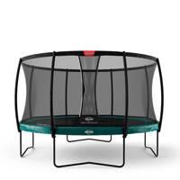 BERG Elite trampoline Ø380 cm, ø380, Groen