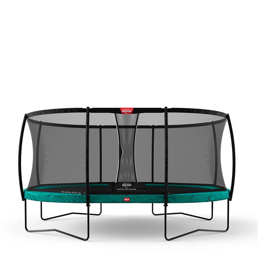 BERG Grand Champion trampoline 350 cm, Groen