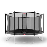 BERG Favorit trampoline Ø380 cm, ø380, Grijs