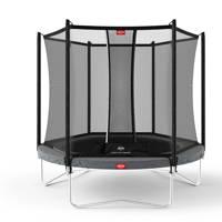 BERG Favorit trampoline Ø270 cm, ø270, Grijs