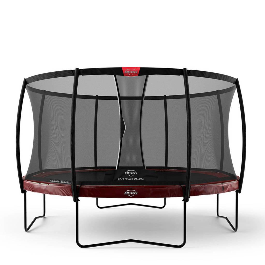BERG Elite trampoline Ø430 cm, ø430, Rood