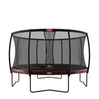 BERG Elite trampoline Ø380 cm, ø380, Rood