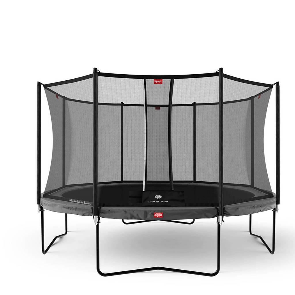 BERG Champion trampoline Ø430 cm, Grijs