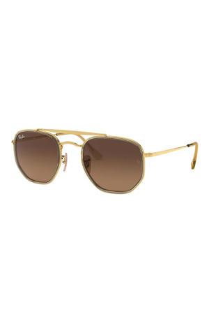 zonnebril THE MARSHAL II goud