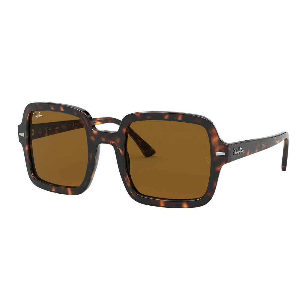 Ray-Ban zonnebril RB2188 bruin