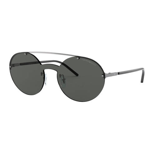 Emporio Armani zonnebril zwart