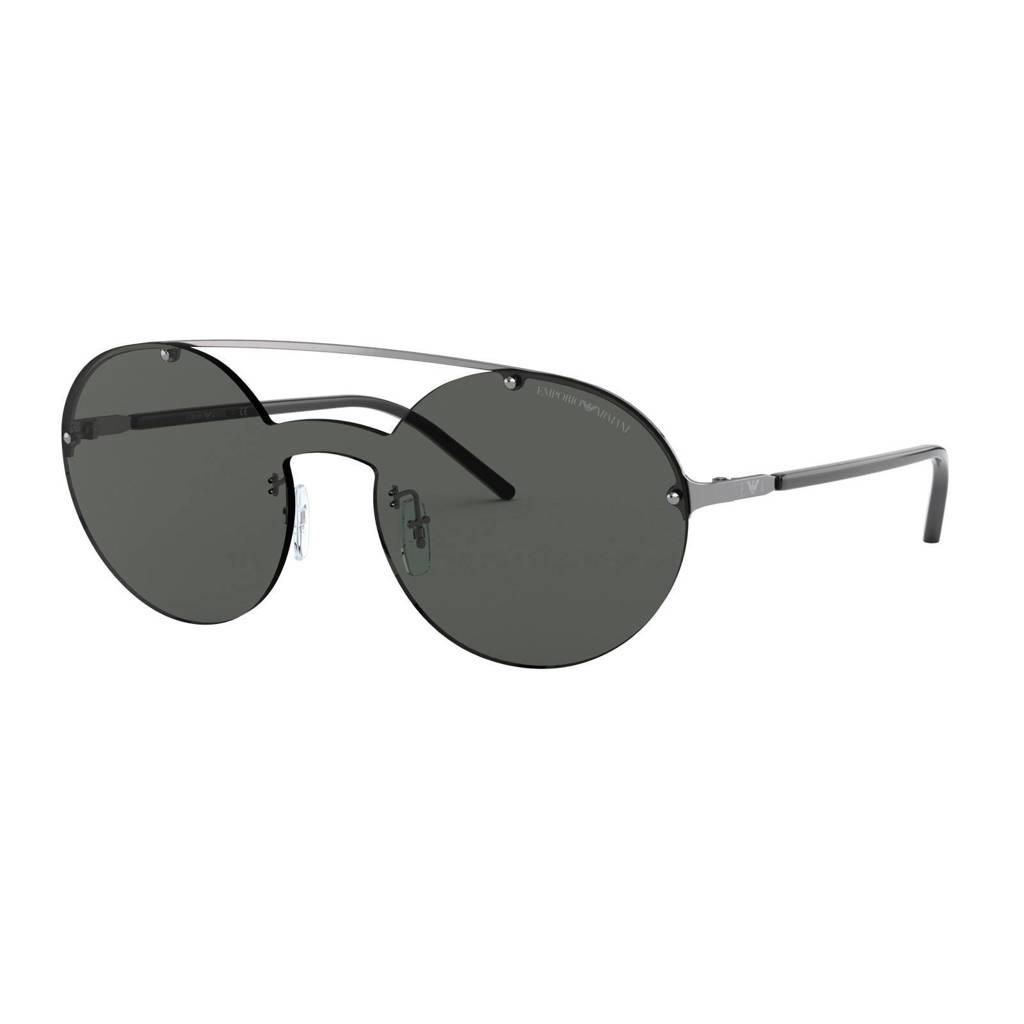 Emporio Armani zonnebril zwart, Zwart
