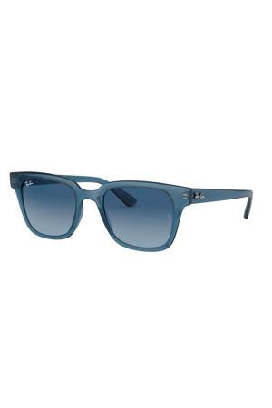 zonnebril RB4323 blauw