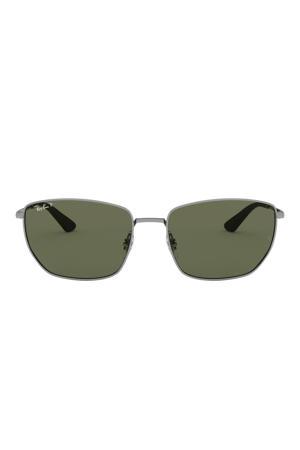 zonnebril RB3653 grijs