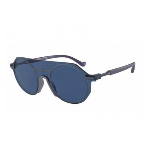 Emporio Armani zonnebril blauw