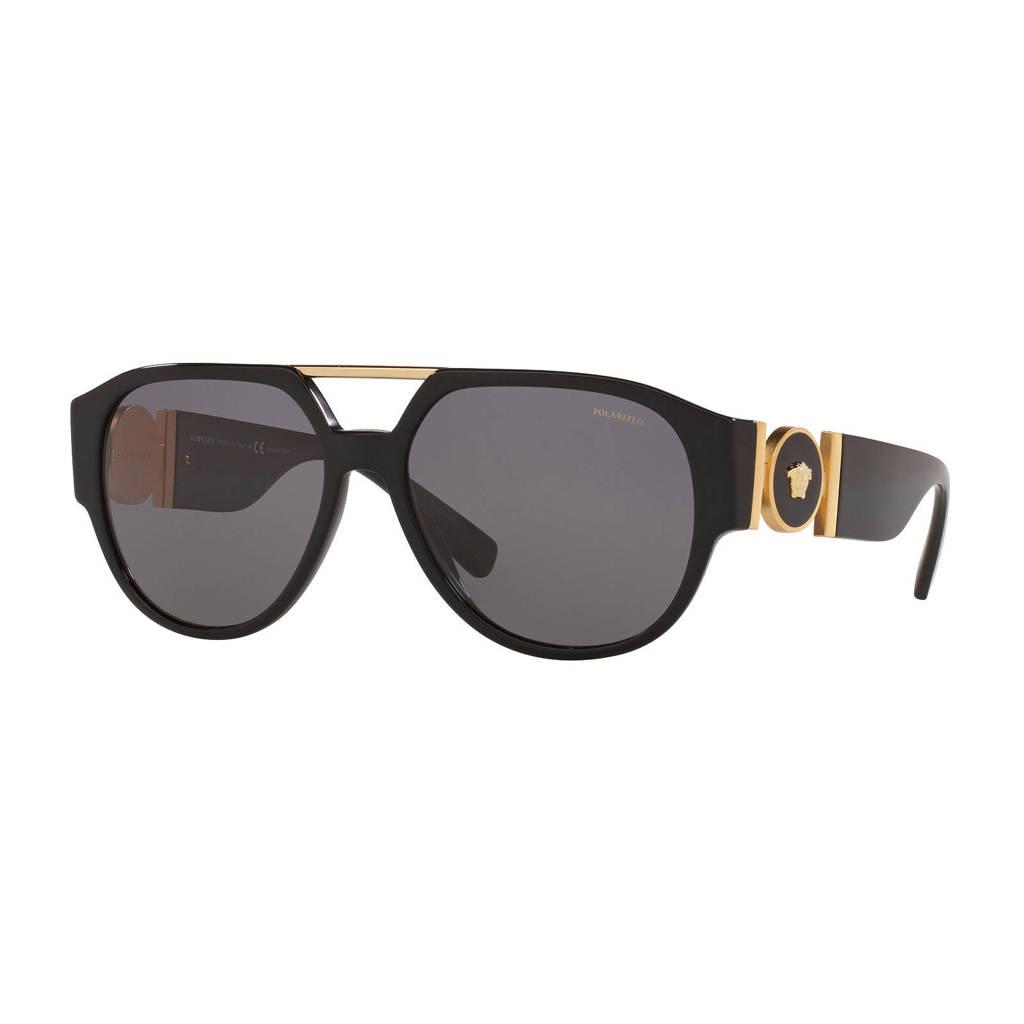 Versace zonnebril VE4371 zwart