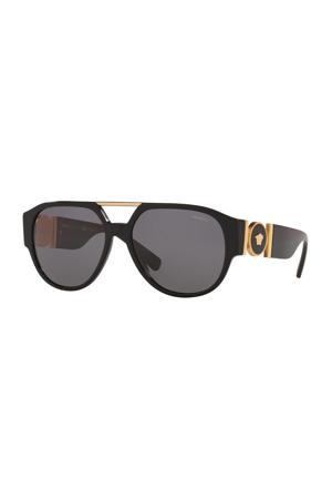 zonnebril VE4371 zwart