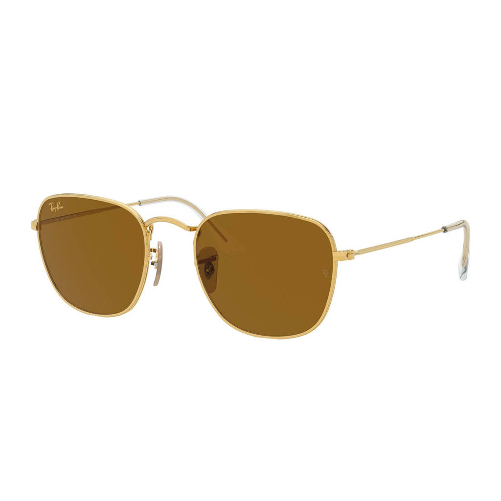 Ray-Ban zonnebril RB3857 goud, Goud