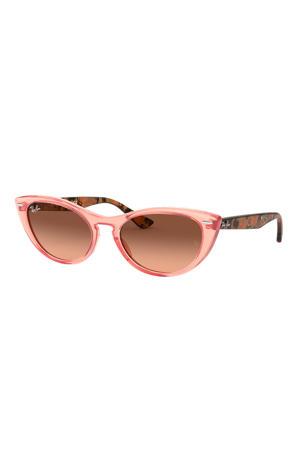 zonnebril RB4314N roze