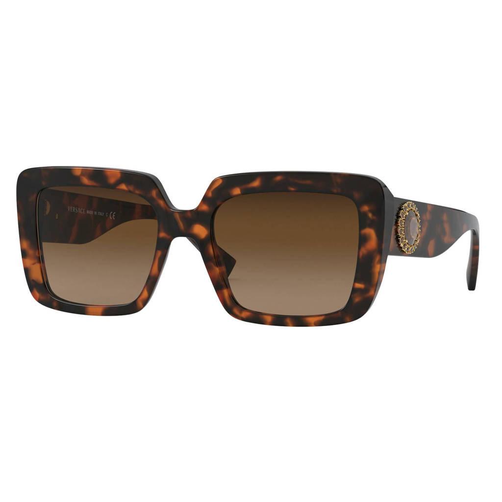 Versace zonnebril VE4384B bruin