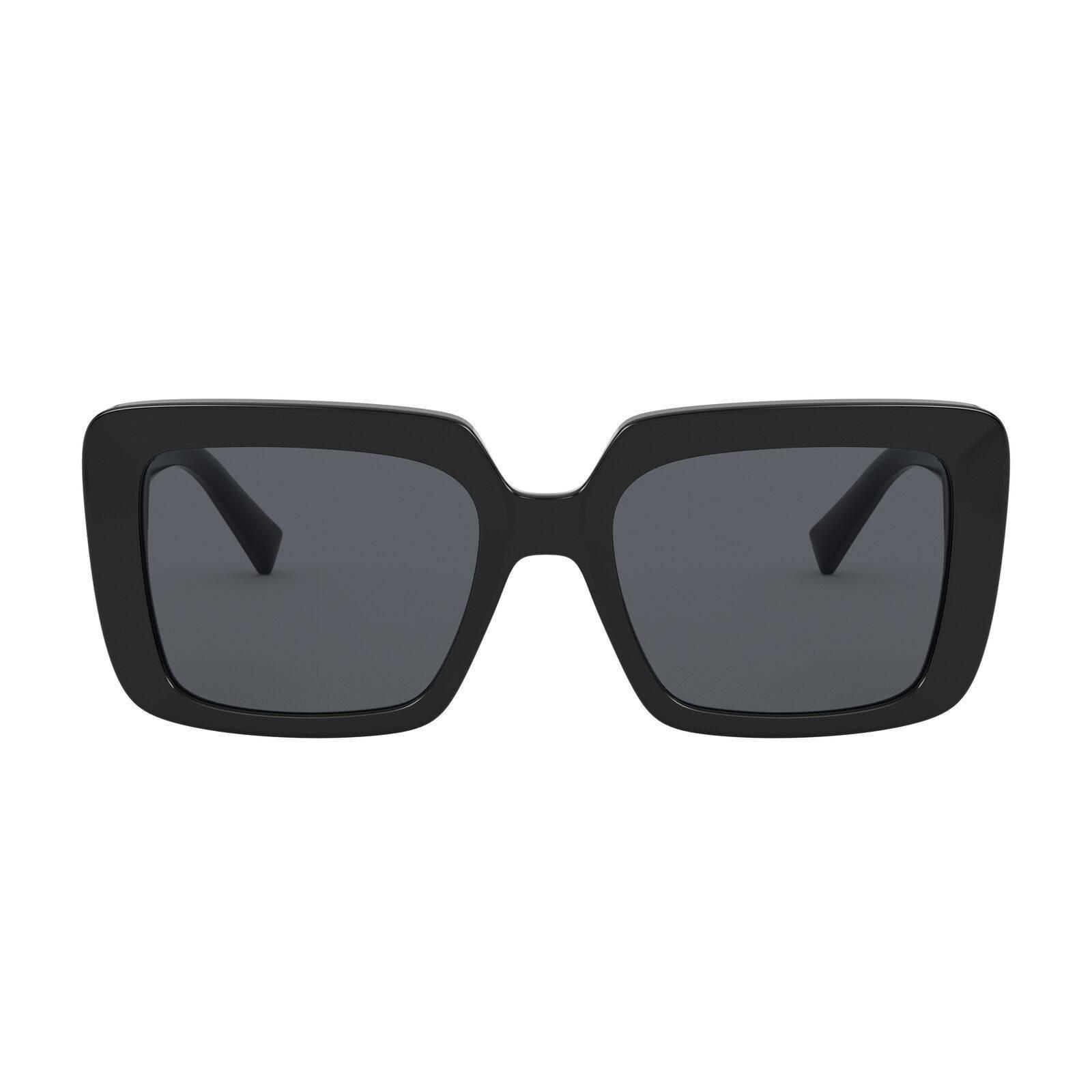 Versace zonnebril VE4384B zwart   wehkamp