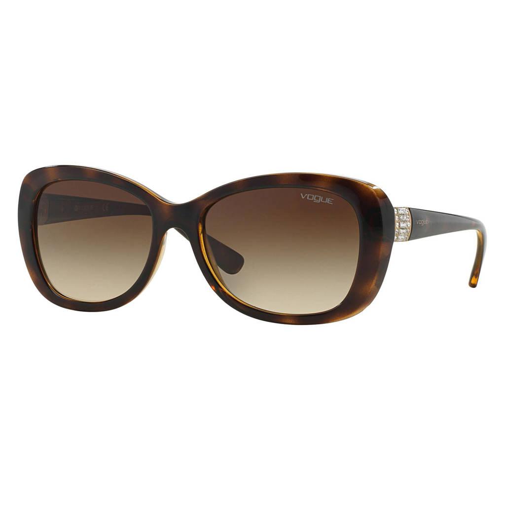 Vogue zonnebril VO2943SB bruin