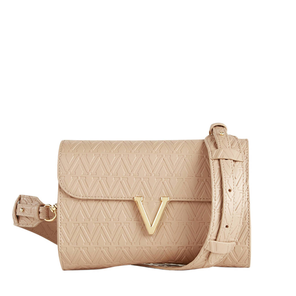 JOSH V   crossbody tas Asley beige, Beige