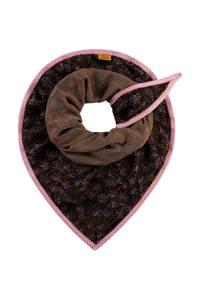 POM Amsterdam sjaal multikleurig, Multi