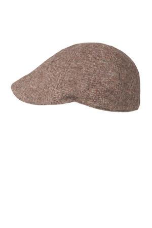 flatcap Twan bruin