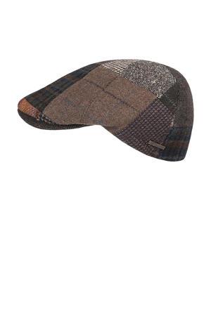 flatcap Nice donkerbruin