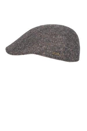 flatcap Savas bruin