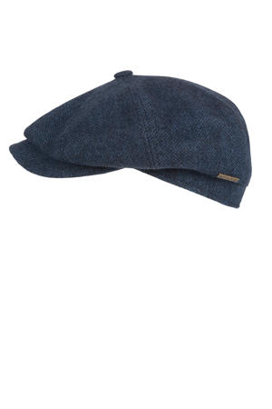 flatcap Thunder donkerblauw