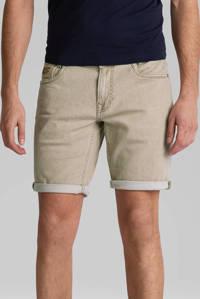 PME Legend slim fit jeans short grijs, Grijs