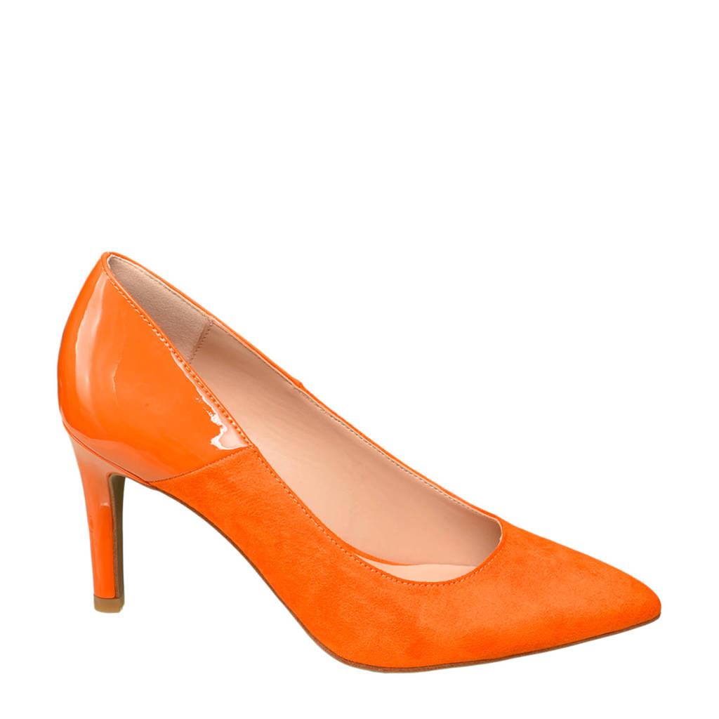 Star Collection   pumps oranje, Oranje