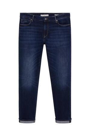 regular fit jeans changeant blauw