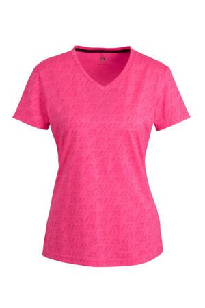 hardloopshirt Myntti roze