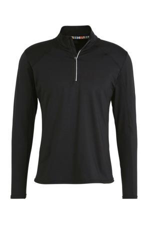sport T-shirt Murtuoja zwart