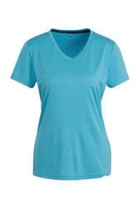 Rukka hardloopshirt Myntti turquoise, Turquoise
