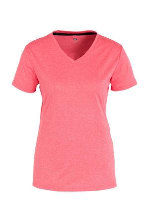 hardloopshirt roze