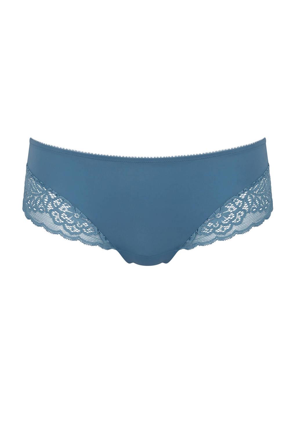 Triumph hipster Amourette Spotlight blauw, Blauw