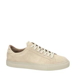 Type  suède sneakers beige
