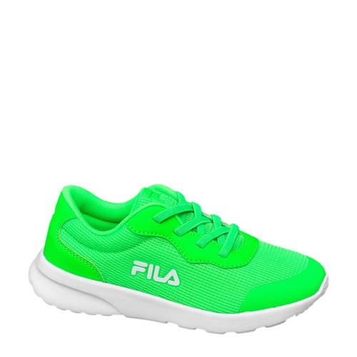 Fila sneakers neon groen