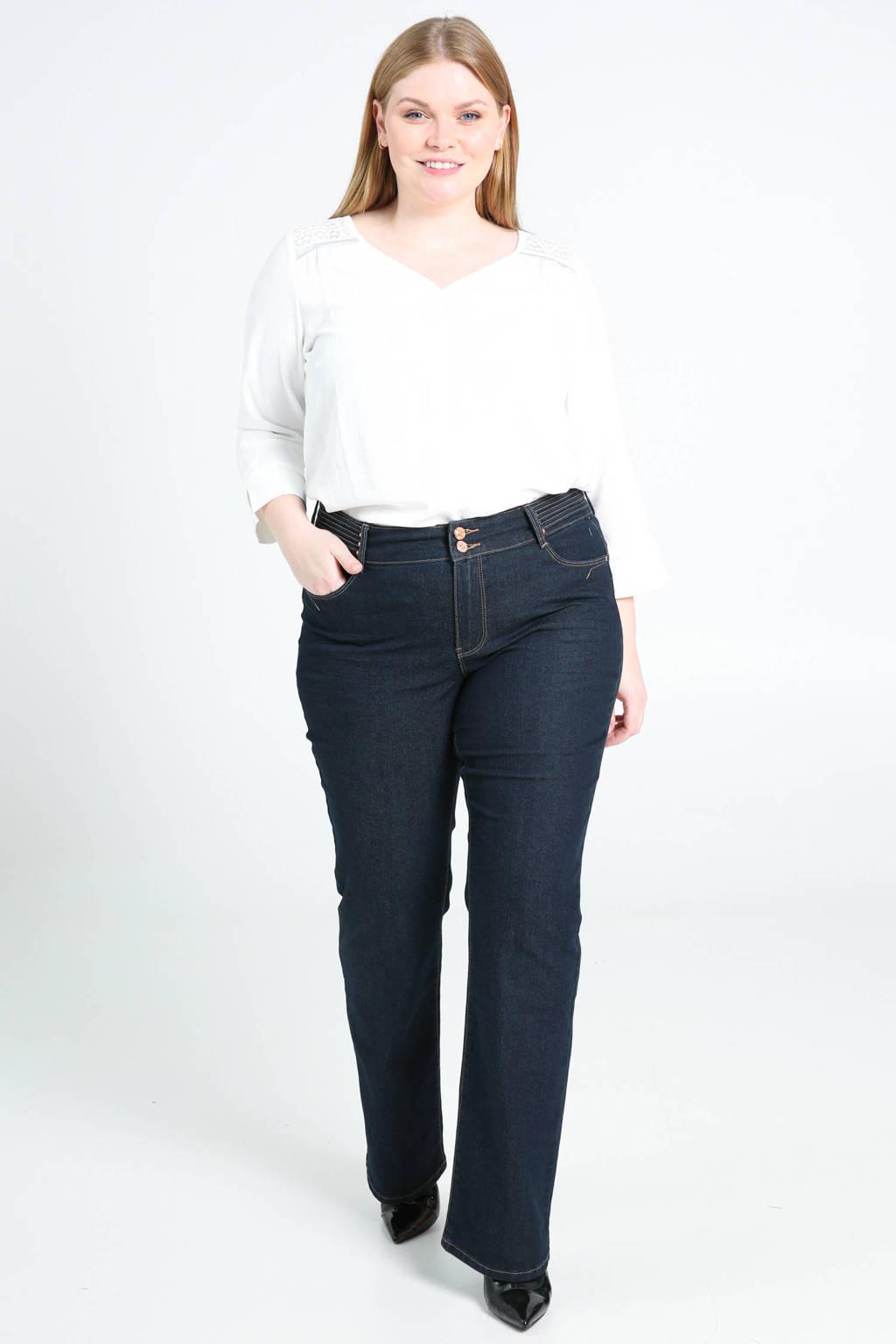 Paprika bootcut jeans dark denim, Dark denim