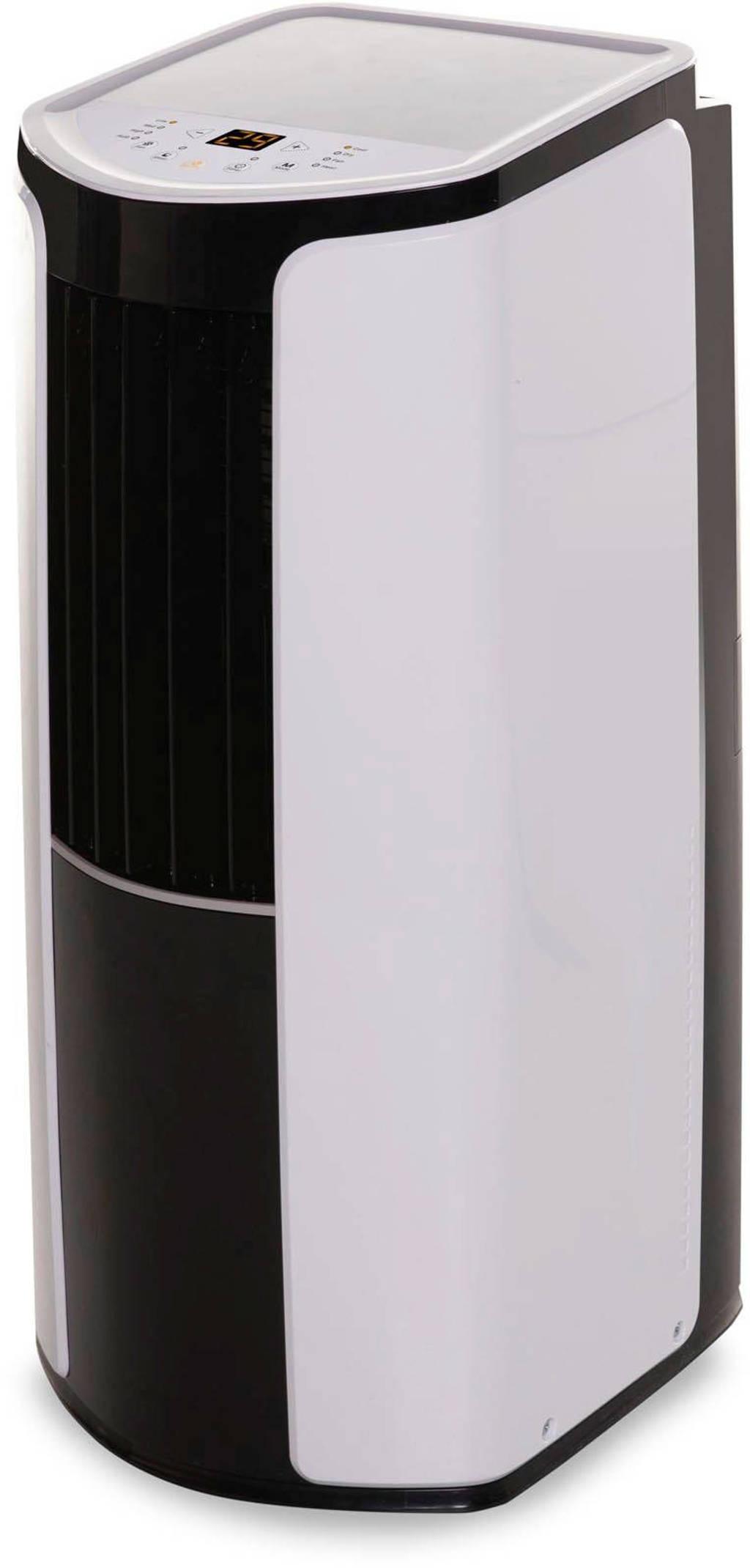 Sharp CV-H9XR mobiele airconditioner, Wit