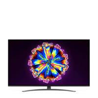 LG 55NANO816NA 4K Ultra HD TV, Zwart