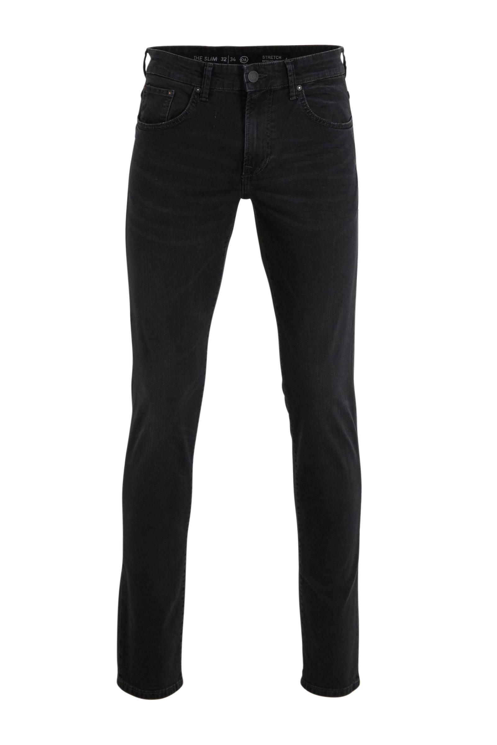 C&A The Denim straight fit jeans dark denim Donkere denim
