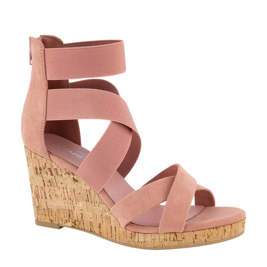 Graceland   sandalettes roze, Roze