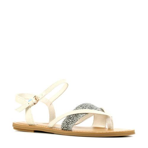 Toms Lexie sandalen off white