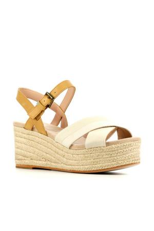 Willow  sandalettes cognac/zand