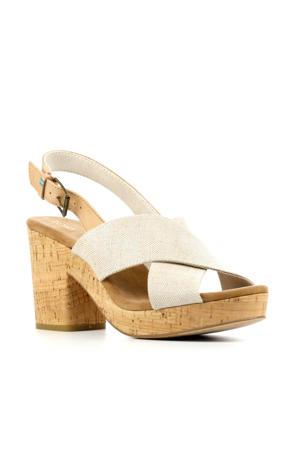 Ibiza  sandalettes beige