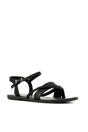 Lexie  sandalen zwart