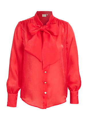 blouse Catlyn rood